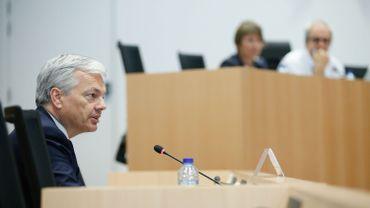 Commission Kazakhgate: l'audition de Didier Reynders en direct