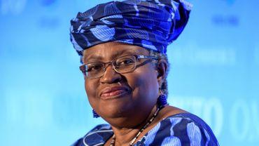 Washington soutient la Nigériane Ngozi Okonjo-Iweala à la tête de l'OMC, levant ainsi le veto de l'administration Trump