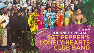 Sgt. Pepper's Lonely Hearts Club Band: journée spéciale