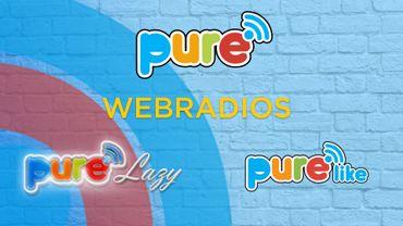 Les webradios de Pure