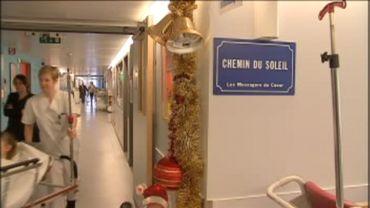 Ottignies : Les huiles essentielles parfument la clinique Saint Pierre