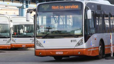 Certaines ligne de bus ne circulent pas