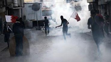 Les affrontements de jeudi ont éclaté en début de soirée, autour de la mosquée Mumen dans le centre de la capitale bahreïni.