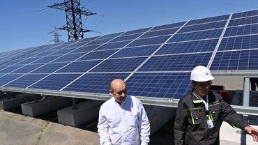 La Flandre achète pour 22,5millions d'euros d'excédents de renouvelable au Danemark