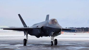 Les pièces conçues par Feronyl viendront équiper les F-35