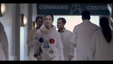 """Image du film publicitaire """"Astronaut"""" de LG India"""