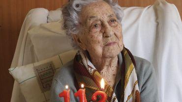Coronavirus en Espagne: Maria Branyas, 113 ans survit au coronavirus