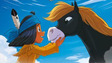 Yakari, le petit indien d'Amérique dessiné, fait ses premiers pas sur grand écran