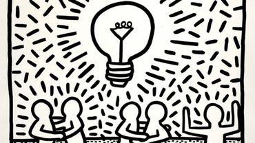 À Bozar, une rétrospective Keith Haring, à voir jusqu'au 19 avril