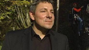 Xavier Goebels, directeur de Point Carré