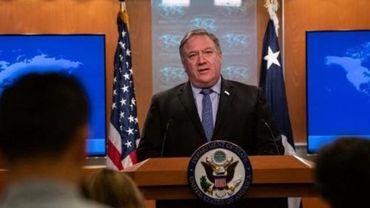 Tensions dans le Golfe - Pompeo se rend en Arabie saoudite et aux Emirats pour évoquer la crise avec l'Iran