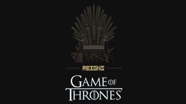 Game of Thrones : Devolver annonce un spin-off de son jeu Reigns, basé sur la série de HBO