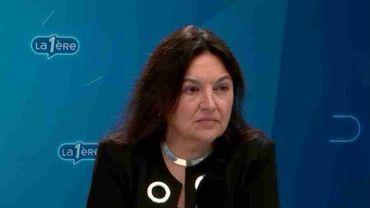 Marie-Christine Marghem, ministre fédérale de l'Environnement