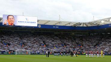Leicester veut installer une statue de son président décédé près du stade