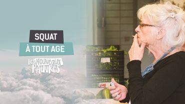 Les Nouveaux Pauvres : squat à tout âge