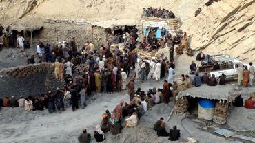 Au moins 20 morts dans l'explosion d'une mine de charbon au Pakistan