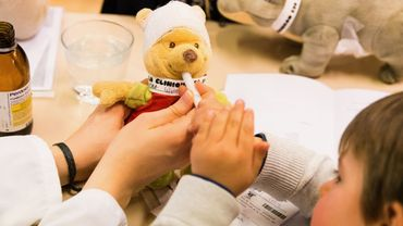 Mieux comprendre l'hôpital pour le dédramatiser, le credo de la Clinique des Nounours