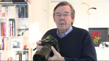 Wim Robberechts, le photographe qui a tourné les images de Buizingen reprises par Netflix