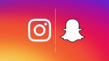 """Instagram a réussi à détrôner Snapchat avec ses """"Stories"""""""