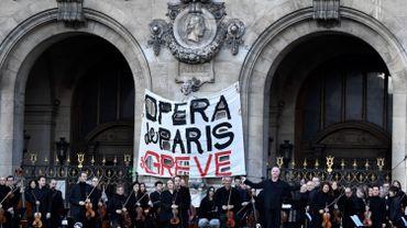 La grève à l'Opéra de Paris continue : le point sur la situation