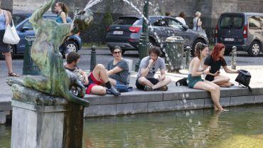 Après la Flandre, les Bruxellois sont priés d'utiliser l'eau avec parcimonie
