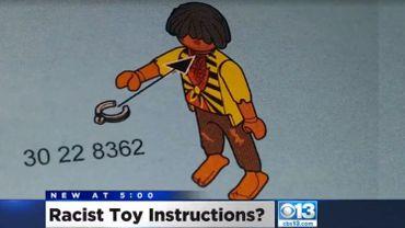 Jouer à l'esclavagiste grâce à Playmobil