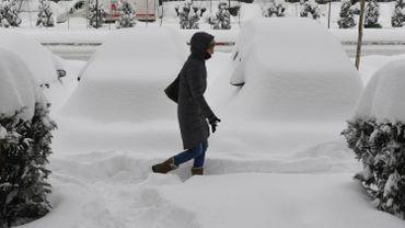 La vague de froid a fait sept morts en Bulgarie, au moins 65 en Europe