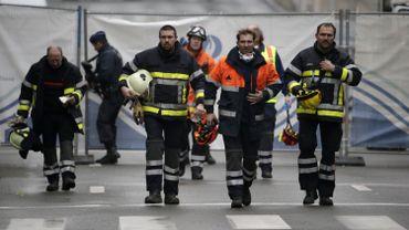 La Protection Civile de Ghlin est notamment intervenue après l'attentat du métro de Maelbeek