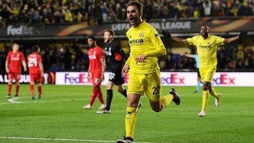 Villarreal s'impose au finish, Benteke a rejoué