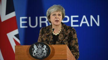 Brexit: une lettre de soutien de l'Union européenne à Theresa May