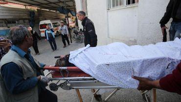 Quatre activistes palestiniens tués par une explosion à Gaza, selon le Jihad islamique (2)