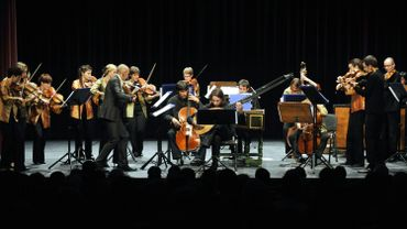 Brexit: l'Orchestre baroque de l'Union européenne quitte l'Angleterre pour la Belgique