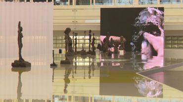 Liège: expo inédite de l'oeuvre d'Alberto Giacometti à la Cité Miroir