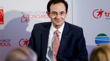 L'ingénieur franco-libanais Hadi Zablit, en juin 2018 à Rouen (France)