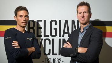 Sven Vanthourenhout et Rik Verbrugghe