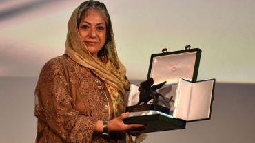 """La réalisatrice iranienne Rakhshan Bani-Etemad reçoit  le Lion du meilleur scenario pour son film """"Ghesseha"""""""