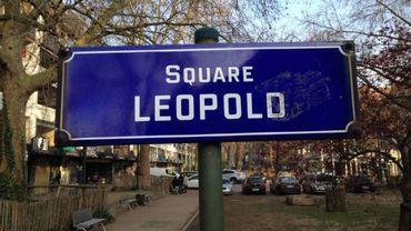 Les arbres du parc Léopold, qui ont cristallisé l'opposition contre l'ancien projet, pourraient être épargnés.