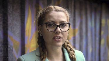 Viktoria Marinova était présentatrice sur la chaîne TVN Ruse