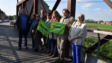 Les écologistes belges et français se mobilisent contre le projet de plateforme portuaire.