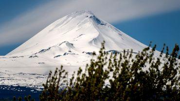 """Le nom de ce colosse, qui compte à lui seul 42 cratères, signifie """"veines de sang"""" en mapuche, une des principales langues indigènes du pays."""
