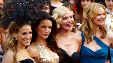 Sarah Jessica-Parker, Kristin Davis,Kim Cattrall et Cynthia Nixon jouent ensemble depuis le premier épisode de la série en 1998