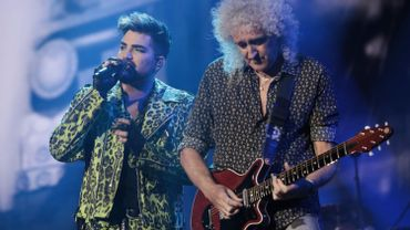 "Queen : le documentaire ""The Show Must Go On : The Queen & Adam Lambert Story"" disponible"
