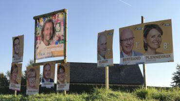 Les électeurs de Tongrinne privés de tracts électoraux