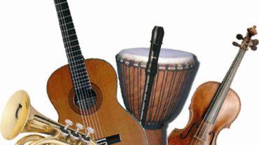 Une bourse aux instruments de musique