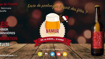 Namur Capitale de la Biere d'Hiver
