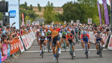 Route d'Occitanie: Sonny Colbrelli remporte la 2e étape, Coquard conserve le maillot de leader
