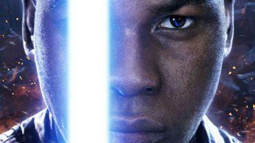 """John Boyega alias Finn dans """"Star Wars 7"""""""
