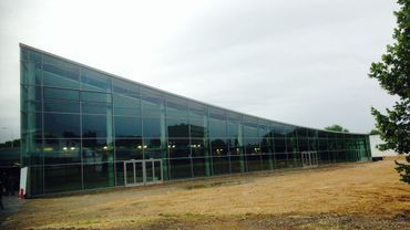 Inauguration de la nouvelle piscine d'Ans