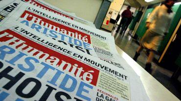 En difficulté, le journal communiste français l'Humanité lance un appel à l'aide