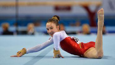 Gym: Nina Derwael, blessée à la main, incertaine pour le Test Event au Brésil